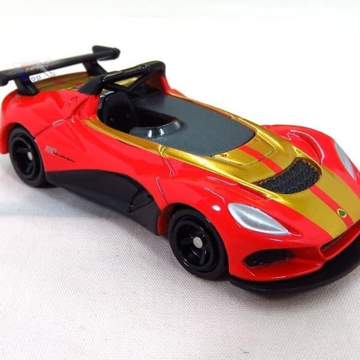 Xe ô tô mô hình Tomica Lotus 3 Eleven đỏ