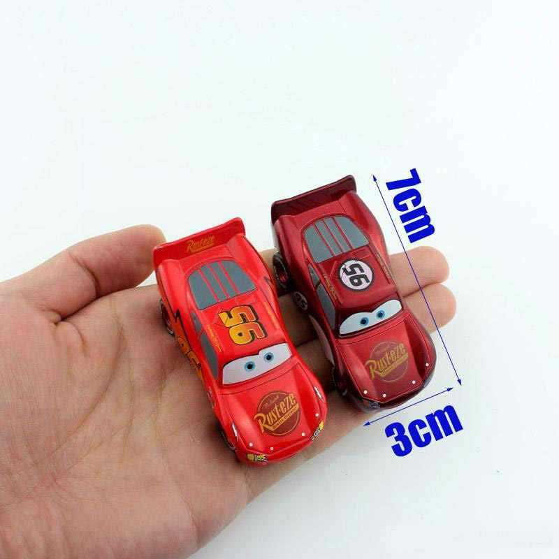 Bộ 3 xe ô tô mô hình Tomica Disney McQueen 95