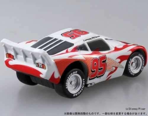 Xe ô tô mô hình Disney Pixar Cars Lighting McQueen 95 Japan