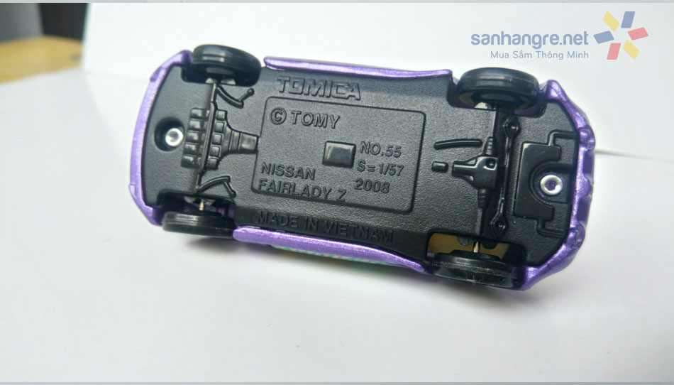 Xe ô tô mô hình Tomica Nissan Fairlady Z