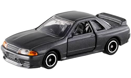 Xe ô tô mô hình Tomica Nissan Skyline GT-R R32