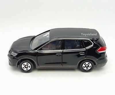 Xe 7 chỗ mô hình Tomica Nissan X-Trail Red