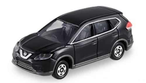 Xe 7 chỗ mô hình Tomica Nissan X-Trail