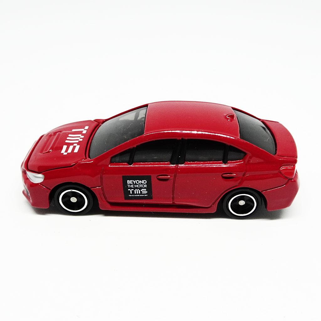 Xe ô tô mô hình Tomica Subaru Wrx Sti TMS Beyound the Motor