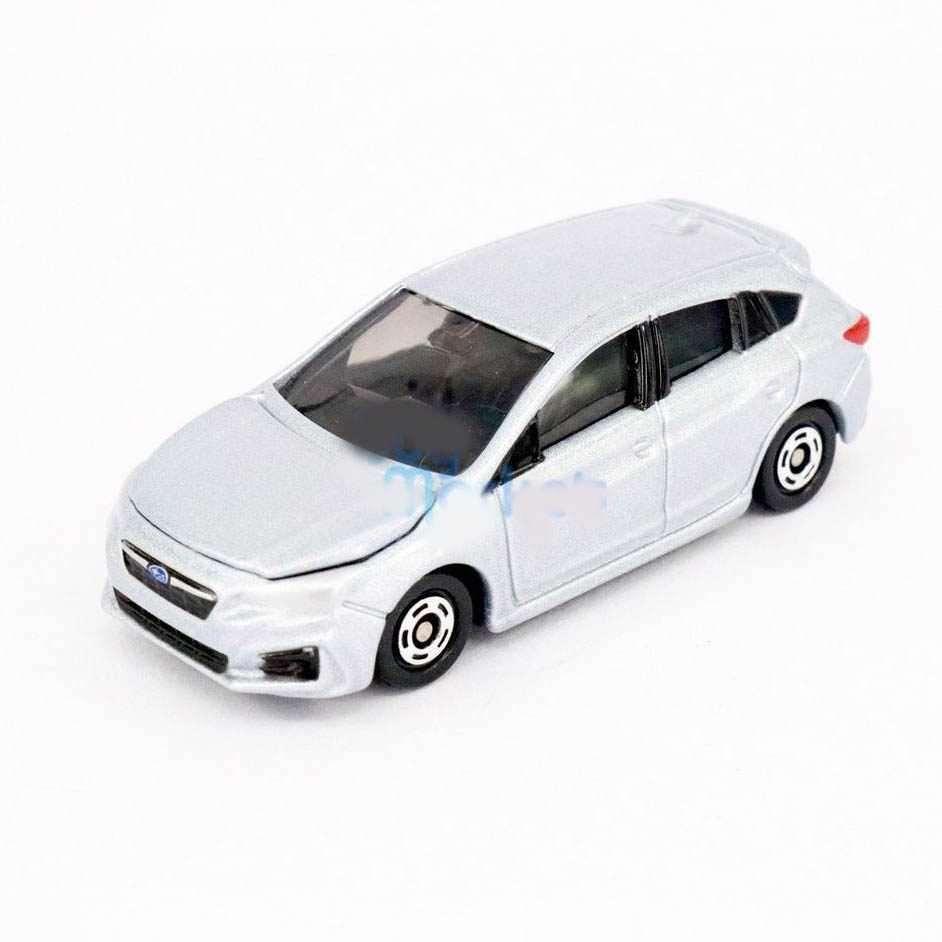 Xe ô tô mô hình Tomica Subaru Subaru Impreza Sport - Trắng
