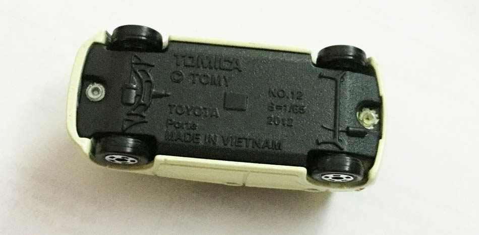 Xe ô tô mô hình Tomica Toyota Porte 12