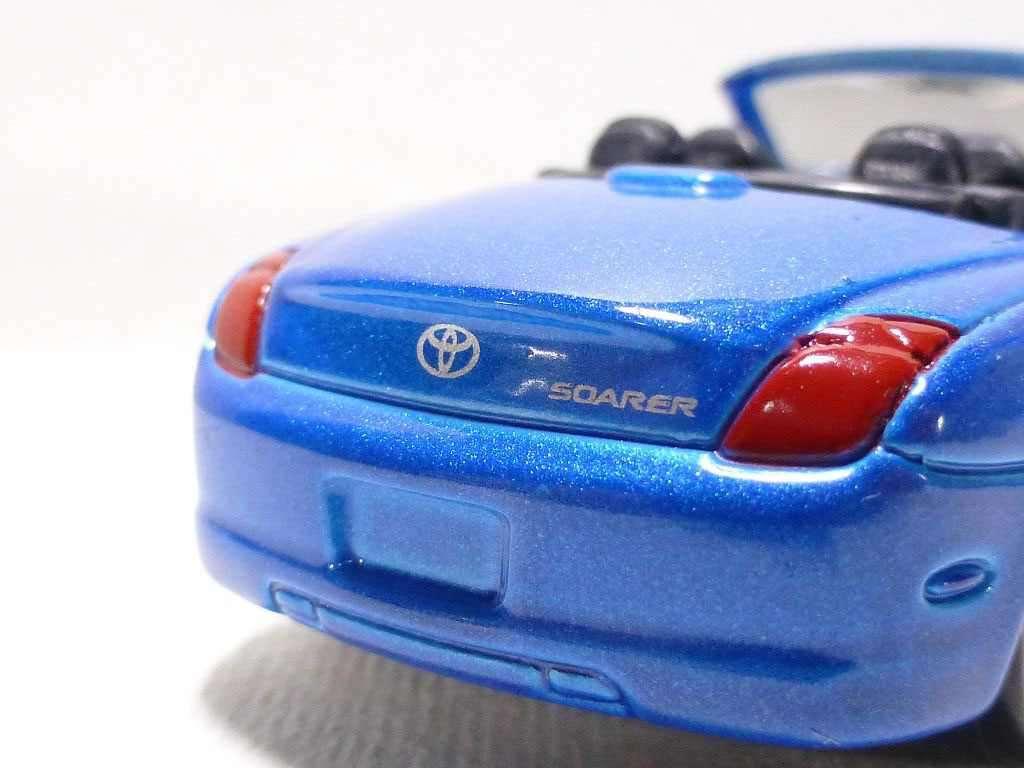 Xe ô tô mui trần mô hình Tomica Toyota Soarer