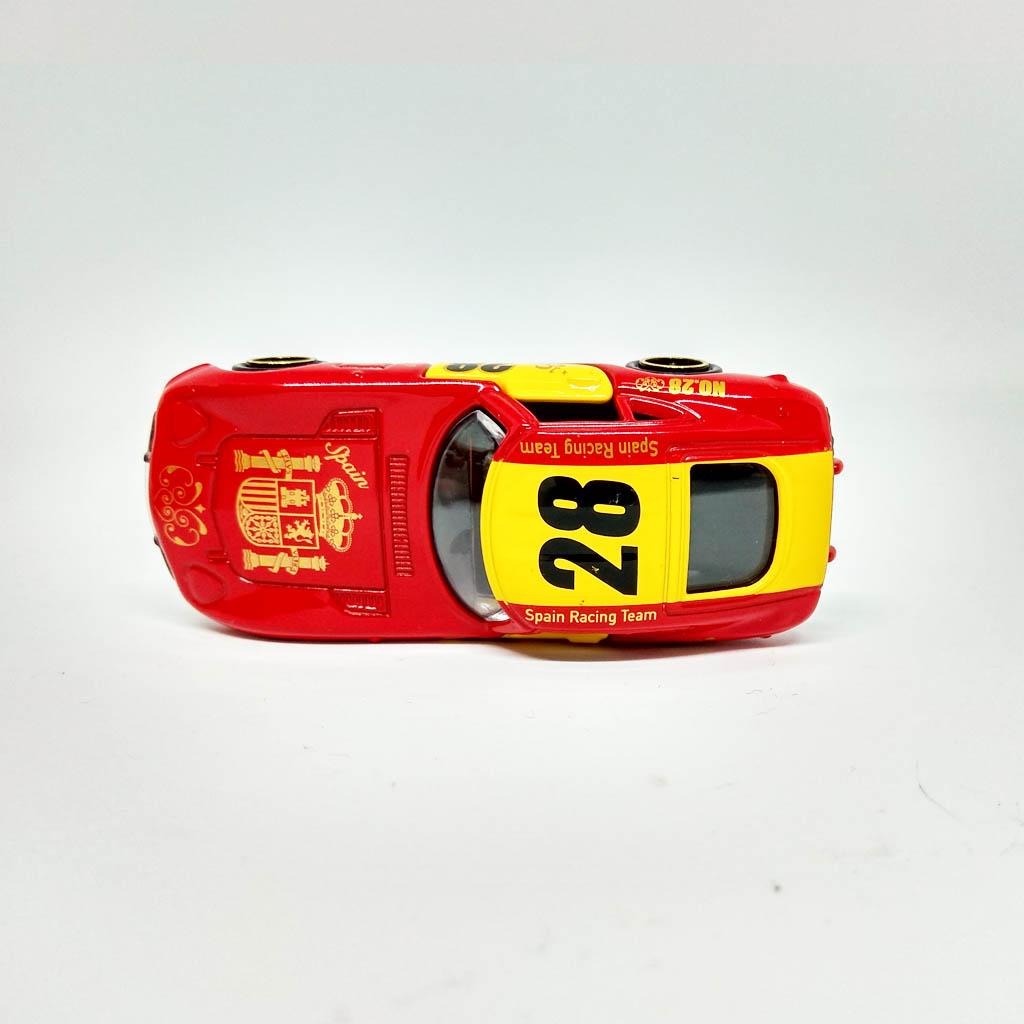 Xe ô tô mô hình Tomica Toyota 2000GT Spain Racing Team 28