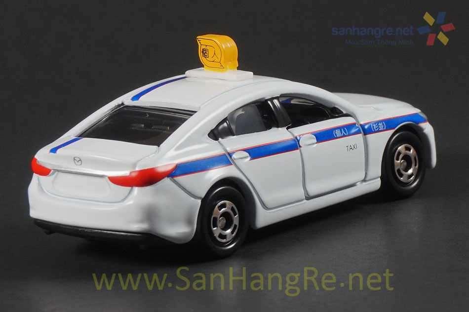 Xe mô hình ô tô taxi Tomica Mazda Atenza 62