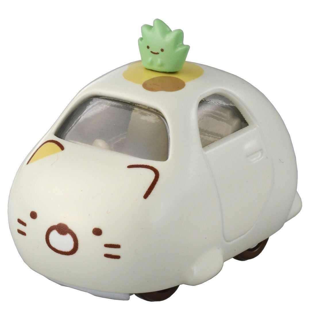Xe mô hình Tomica Disney Tsum Top Gurashi San X Mèo sữa