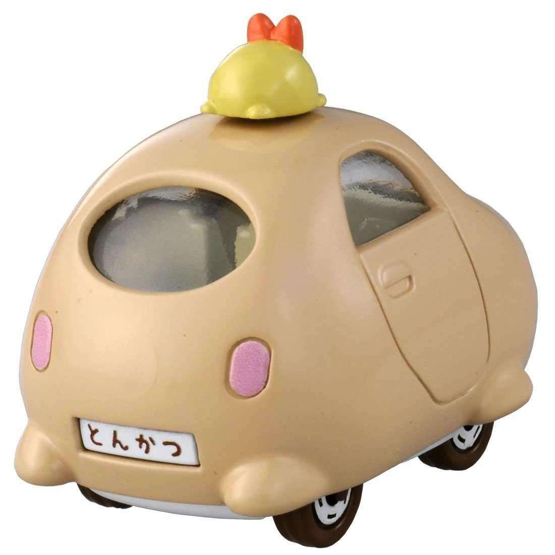 Xe mô hình Tomica Disney Tsum Top Gurashi San X - Heo đất