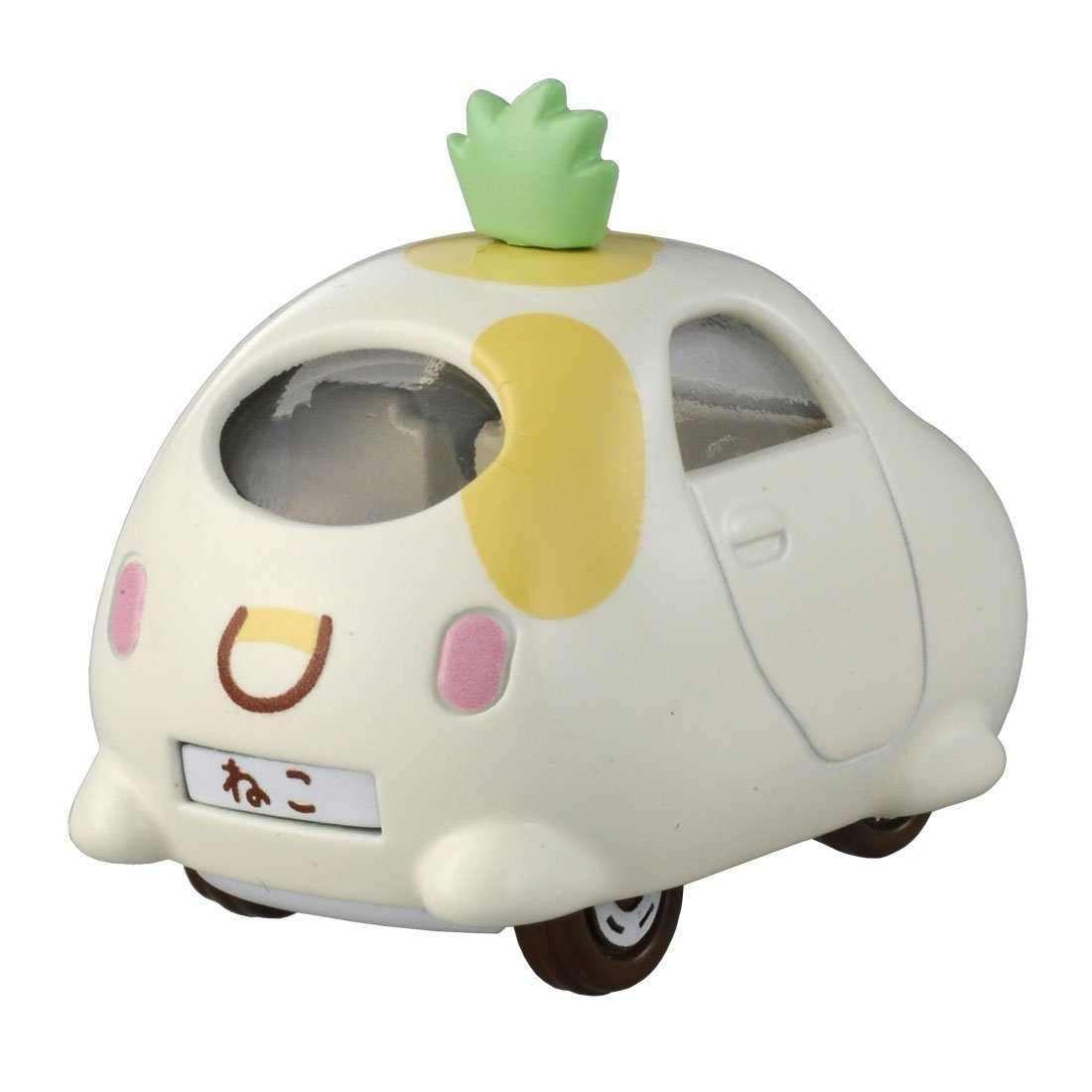 Xe mô hình Tomica Disney Tsum Top Gurashi San X -Mèo sữa