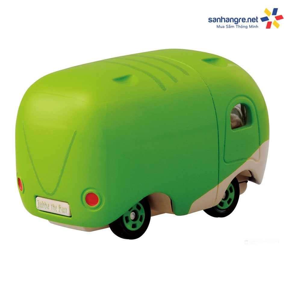 Xe ô tô đồ chơi Nhật Bản Disney Tsum Tsum Jabba the Hutt