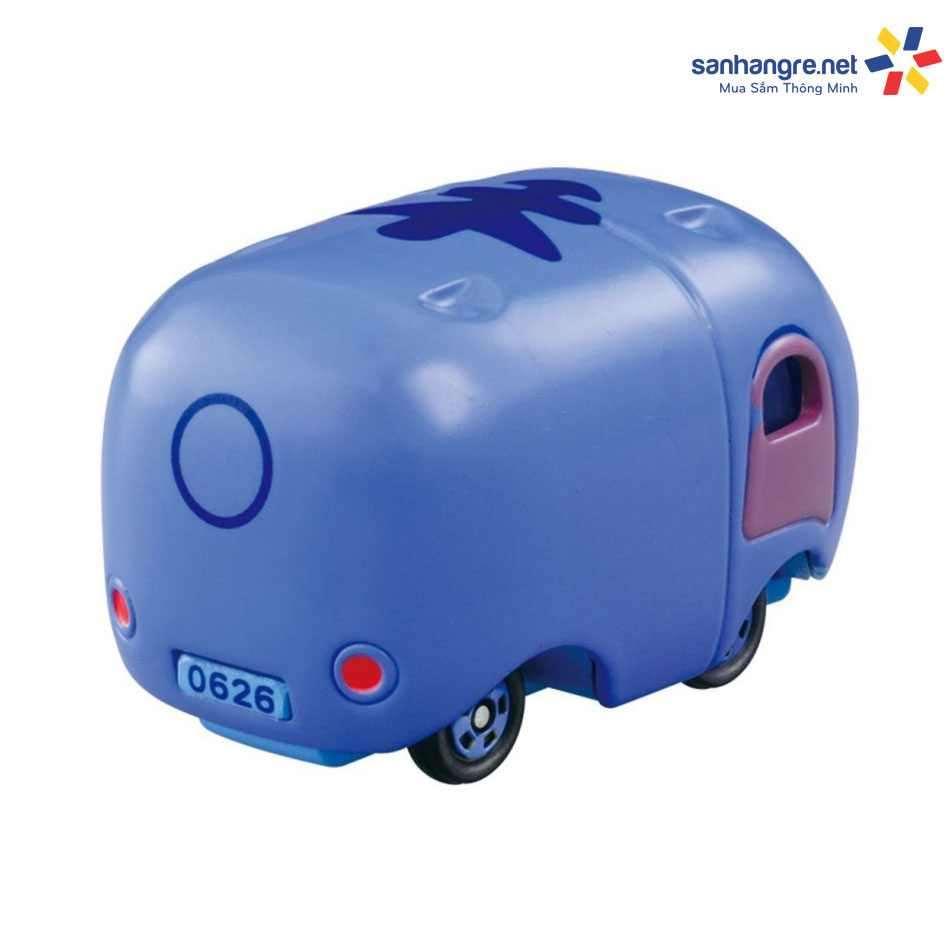 Xe ô tô đồ chơi Nhật Bản Disney Tsum Tsum Stitch