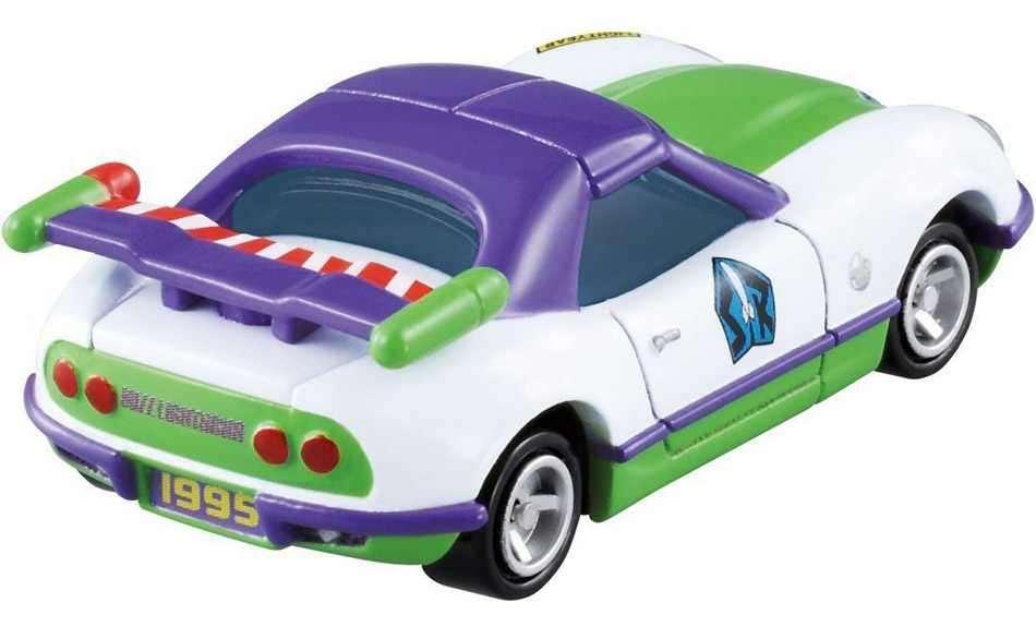 Xe đua tốc độ mô hình Tomica Disney Gittie-X
