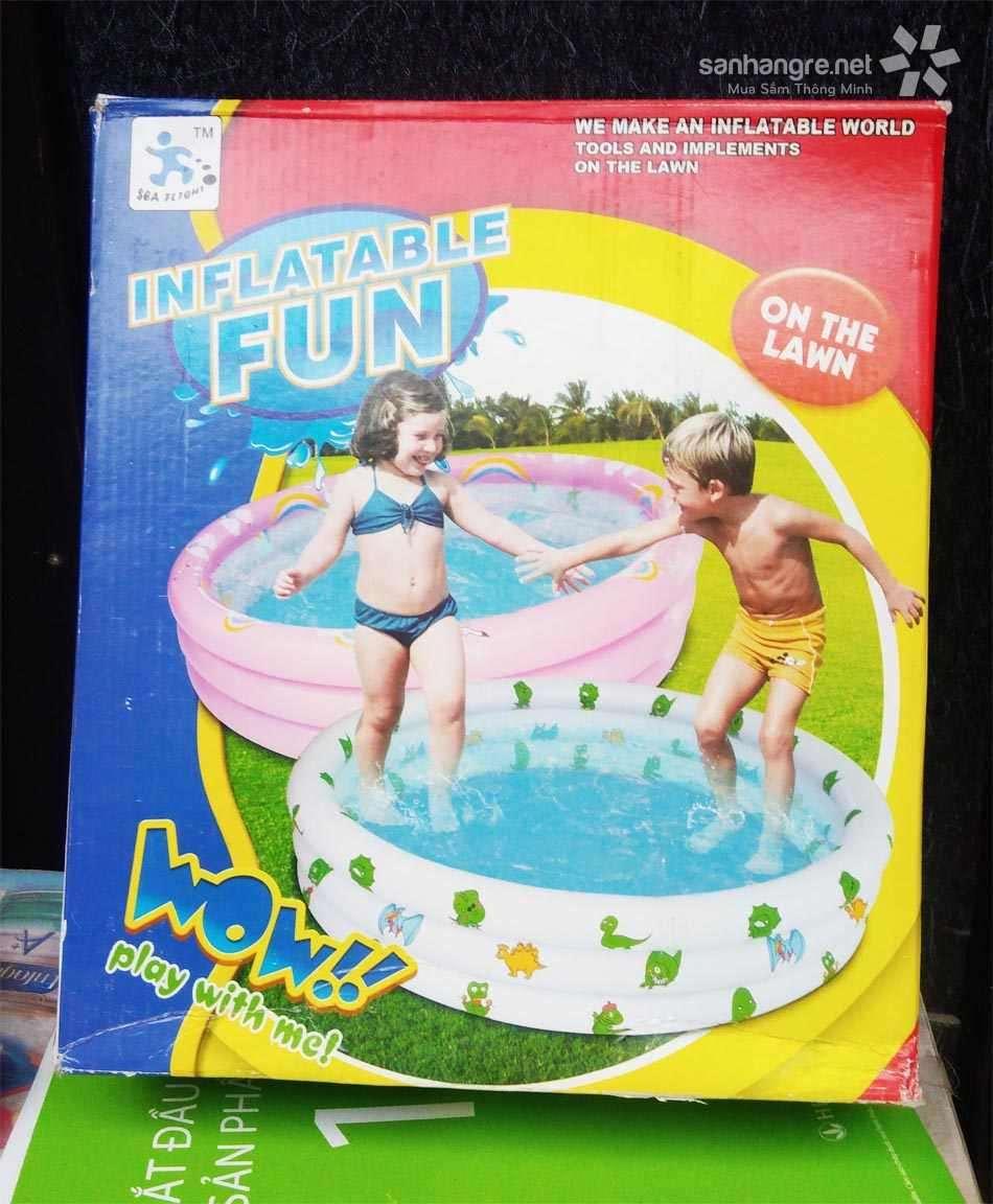 Bể bơi phao Intex 56441 cho bé