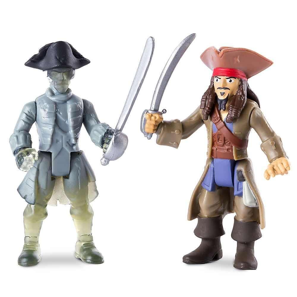 Đồ chơi Cướp biển Caribe : Thuyền trưởng Jack Sparrow và Ghost Crewman