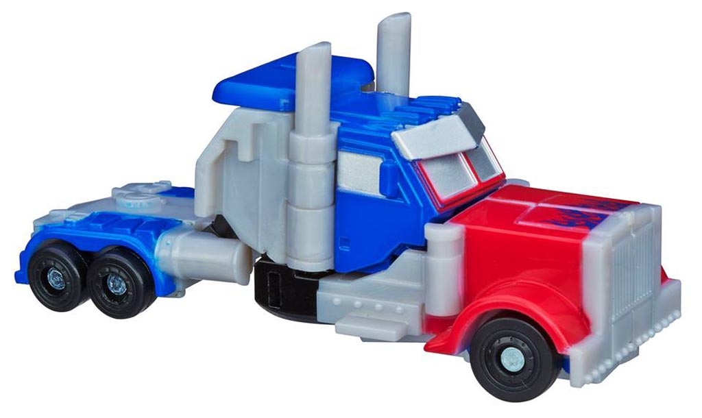 Đồ chơi Robot Transformers Age of Extinction Mini - Optimus Prime (Box)