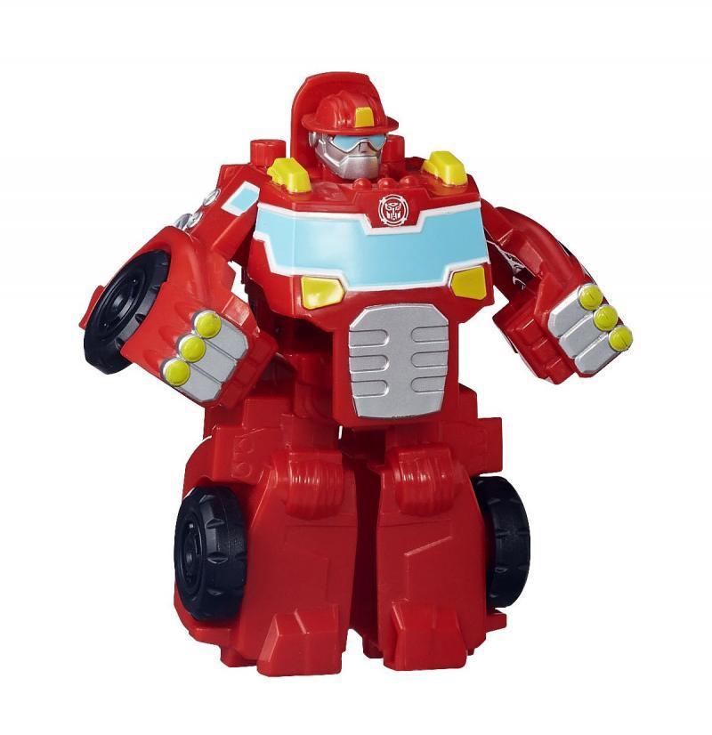 Đồ chơi Robot Transformer Rescue Bots Hook biến hình xe cứu hỏa