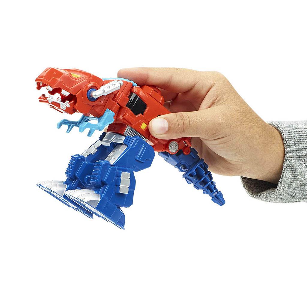 Đồ chơi Robot Transformer Optimus biến hình ô tô