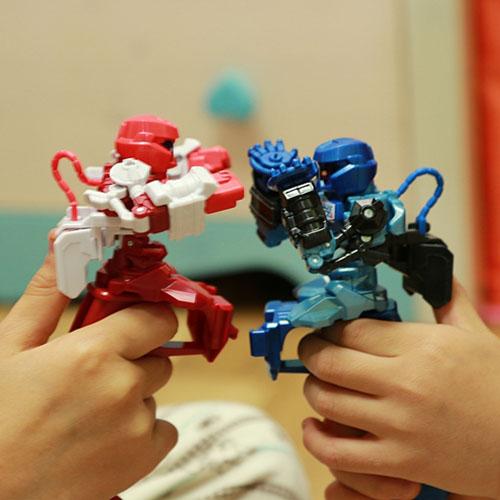 Bộ đôi Robot chiến đấu Takara Tomy Zumbus Korea Fighting Double Set