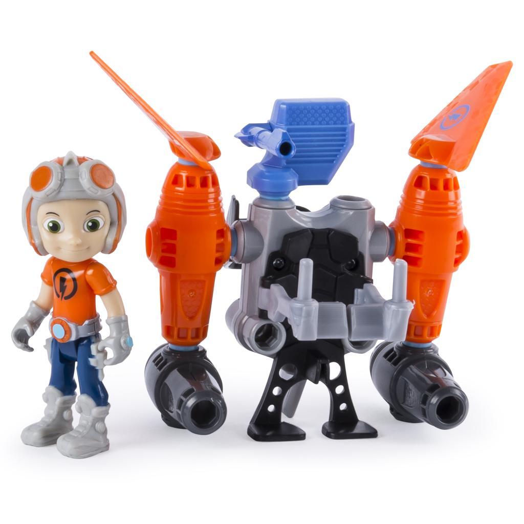 Bộ đồ chơi lắp ráp, Rusty Rivets,Jet Pack