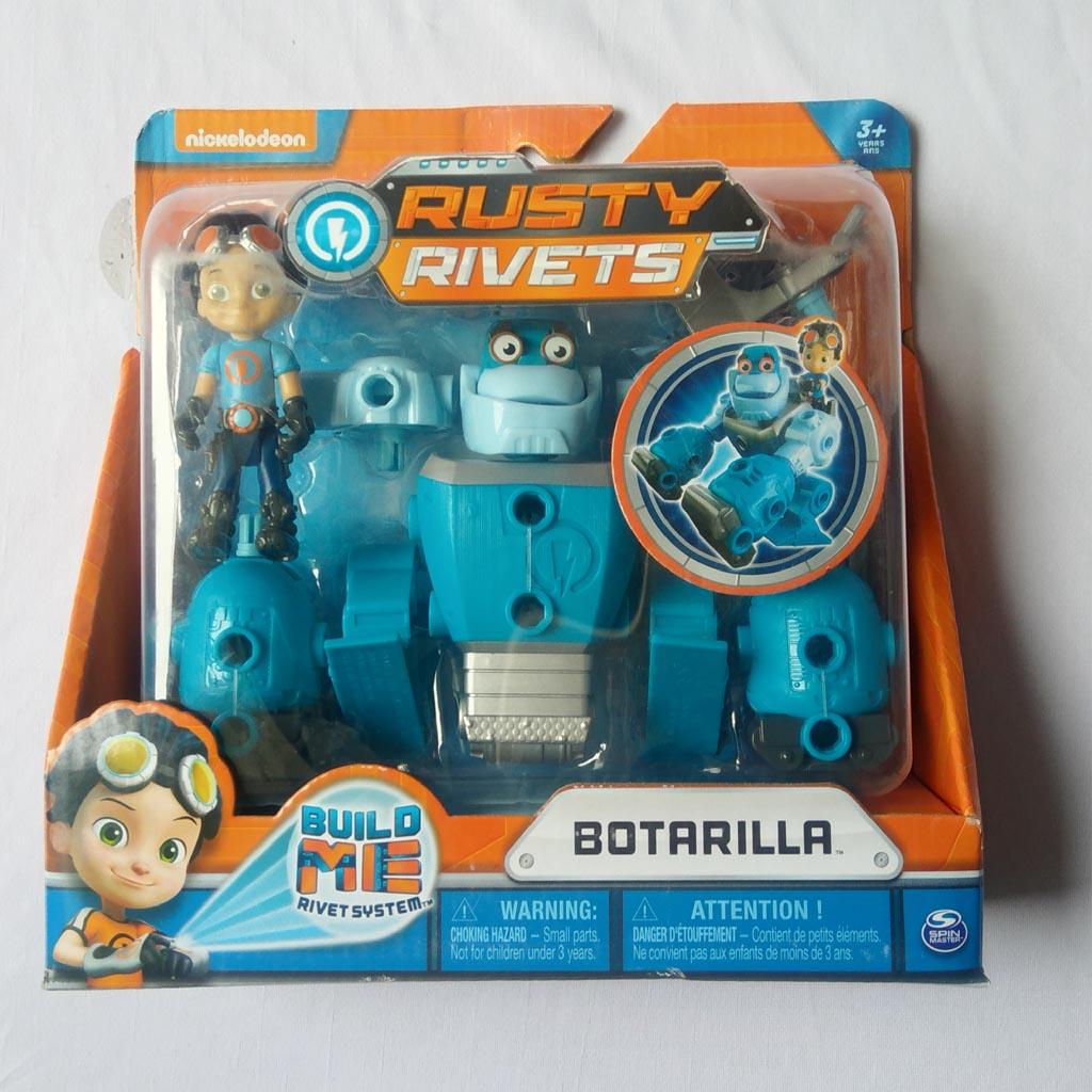 Bộ đồ chơi lắp ráp Rusty Rivets - BotaRilla
