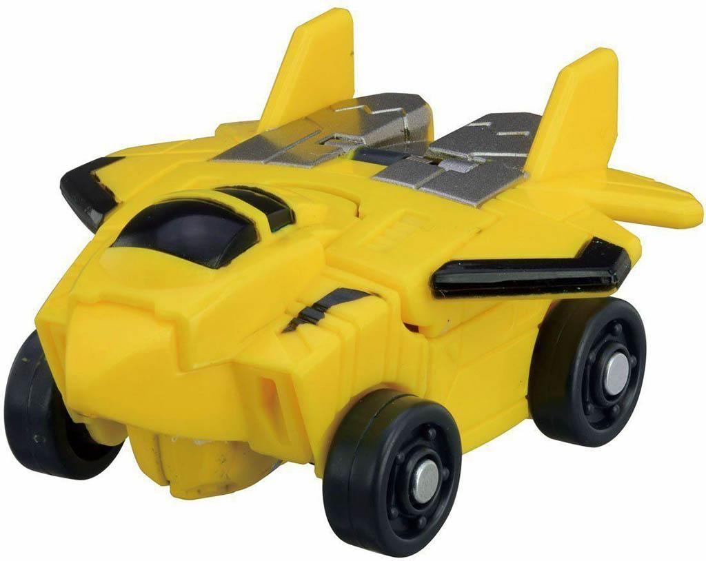 Bộ 3 Robot Transformer mini Go! G24 Samurai - Takara Tomy