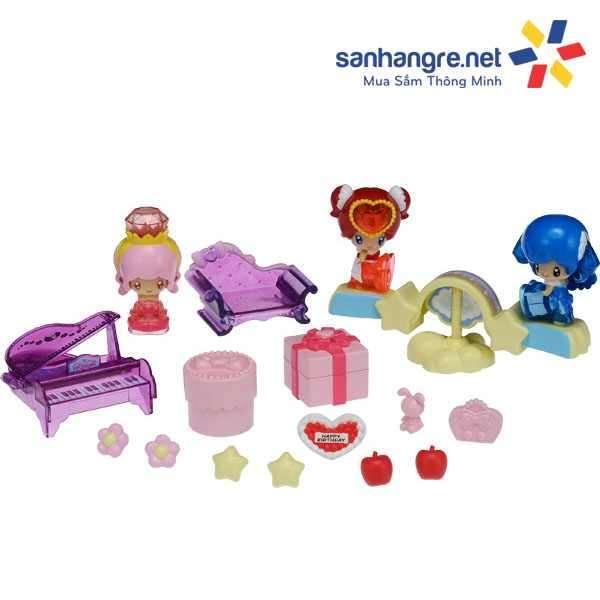 Bộ đồ chơi mô hình Tomy Twig-chan Glitter