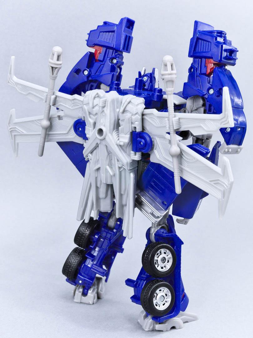 Đồ chơi Robot Transformers Adventure TAV14 Ultra Magnus - Takara Tomy (Box)