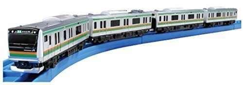 Mô hình tàu hỏa chạy pin Takara Tomy Series E233 Shonan
