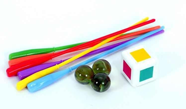 Đồ chơi Game Trick-Stick dành cho 2 - 4 bé cùng chơi