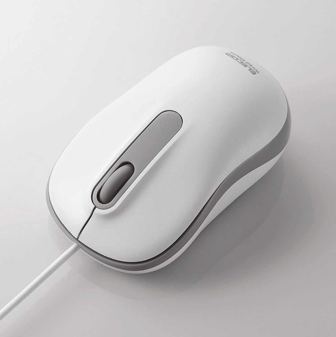 Chuột quang có dây Elecom M-Y7URWH cổng USB