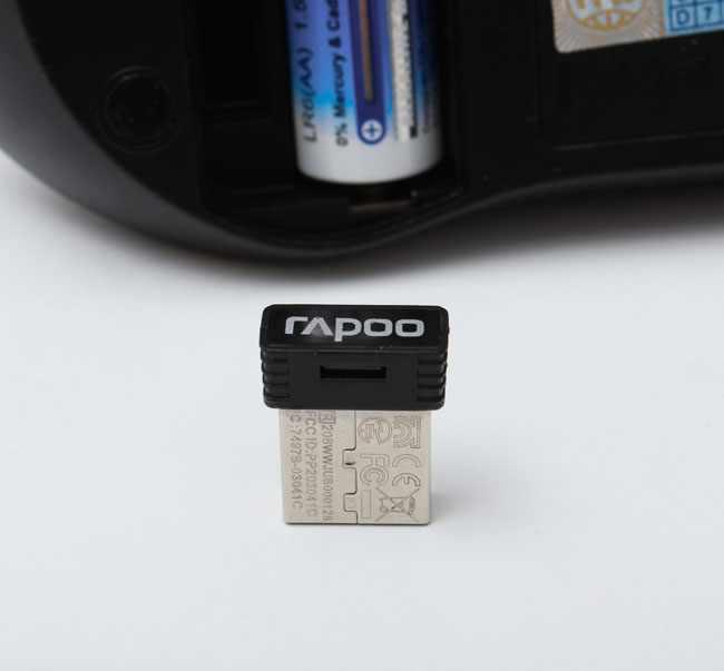 Chuột quang không dây Rapoo 1620
