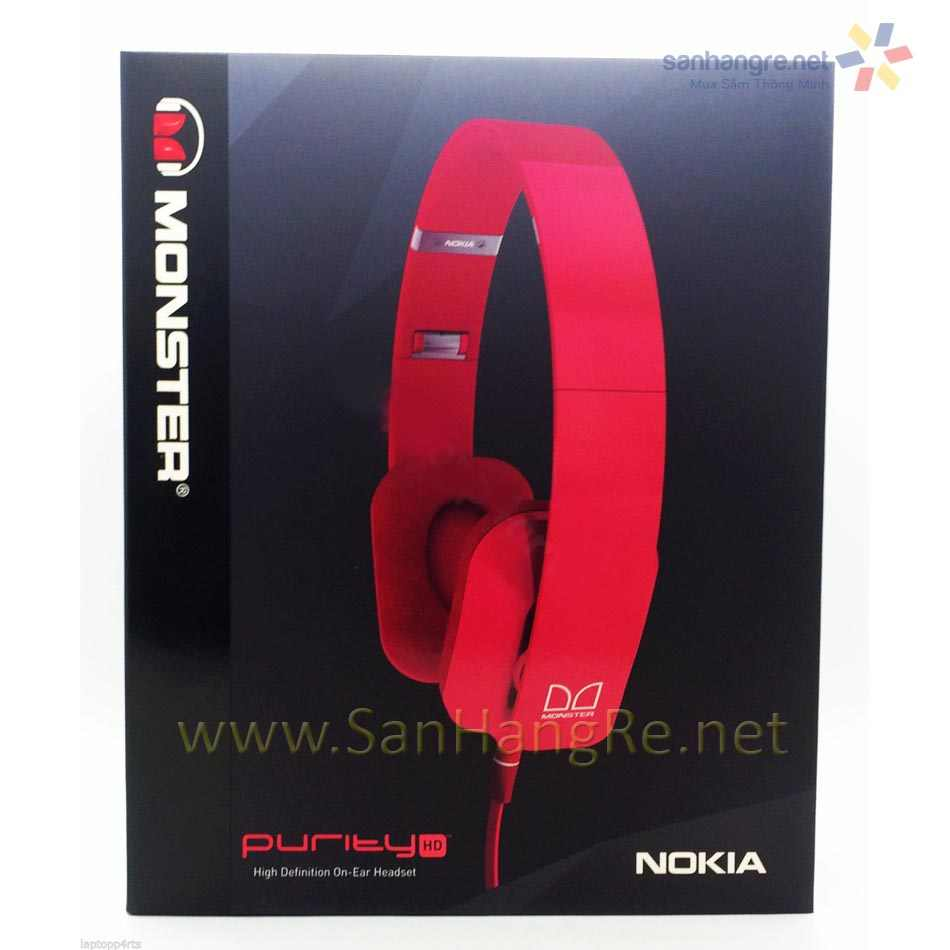 Tai nghe Nokia Monster Purity HD WH-930