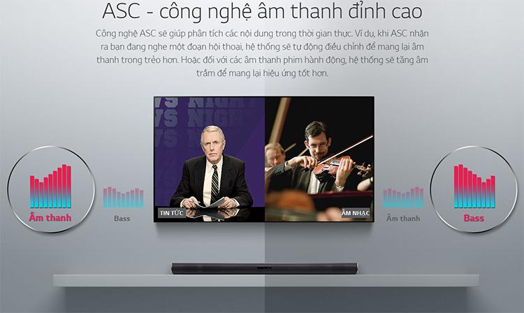 Loa Soundbar 4.1Ch LG SJ4R (420W)