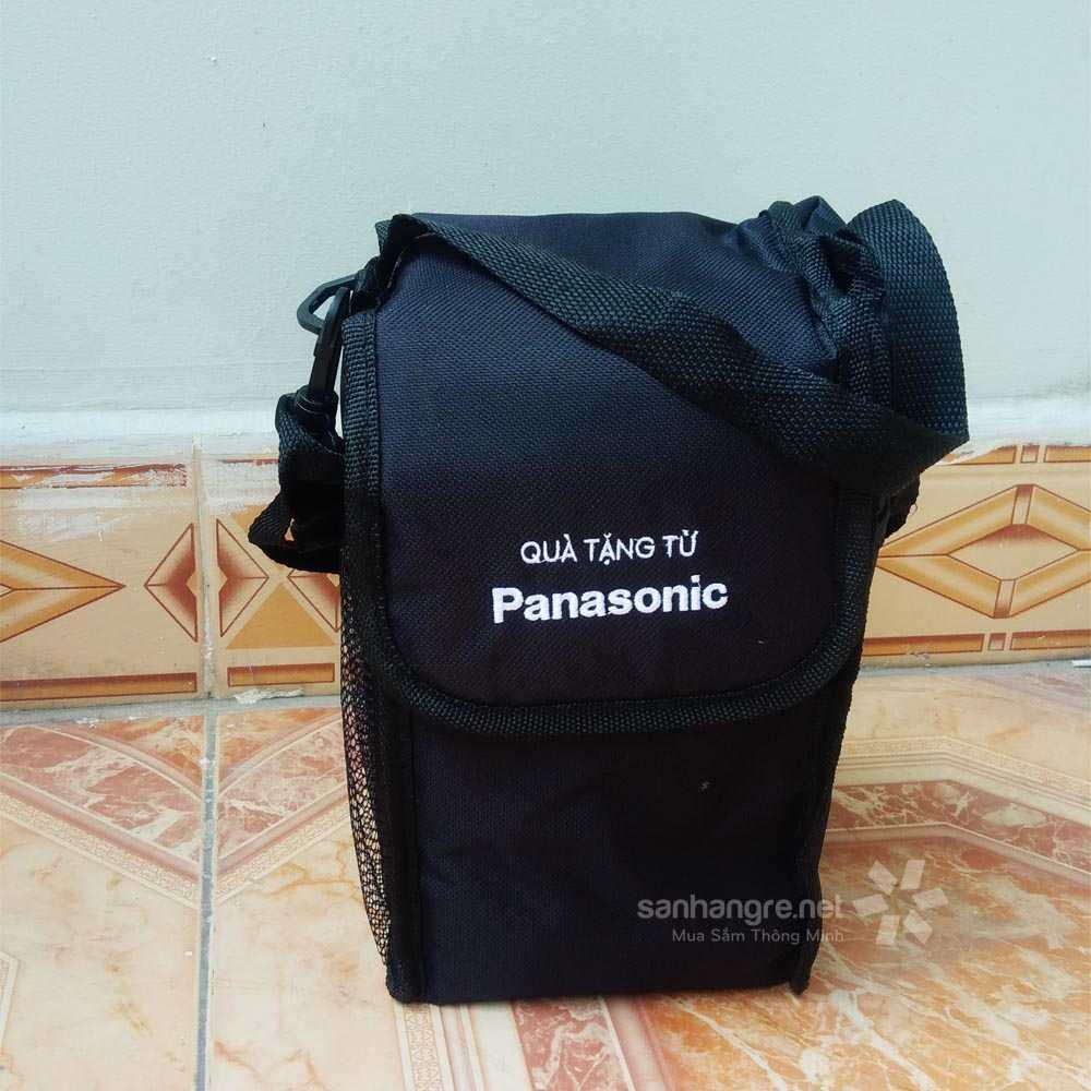 Bộ hộp đựng cơm Inox 304 và túi giữ nhiệt Panasonic hàng Nhật