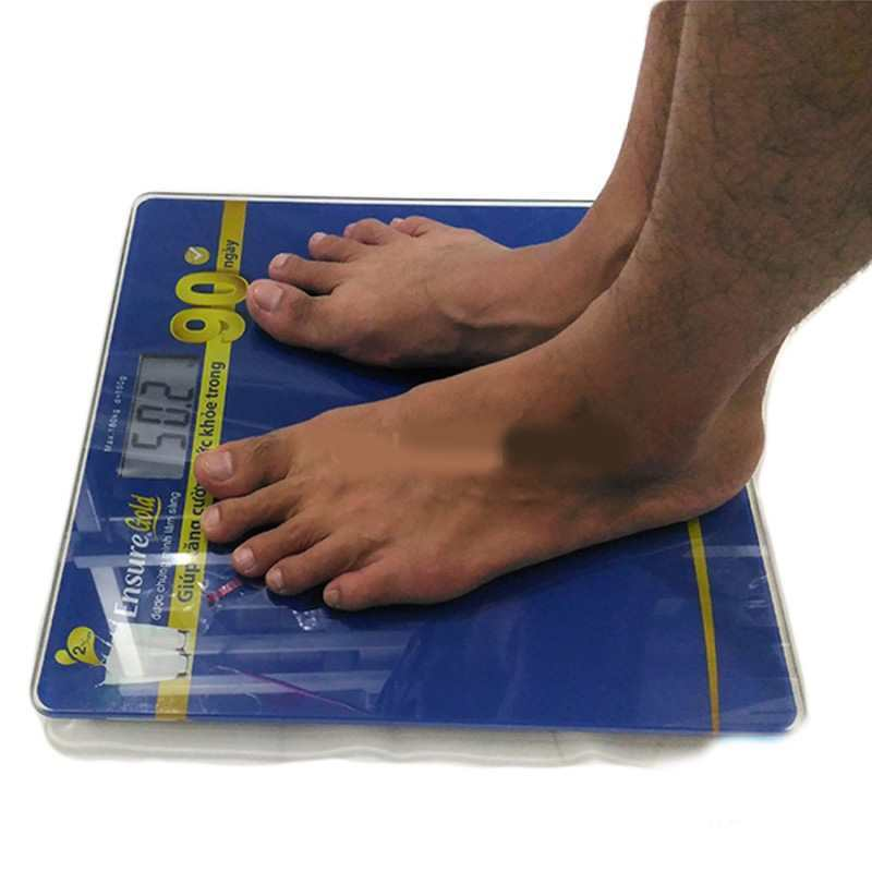 Cân sức khỏe điện tử Ensure 30x30cm