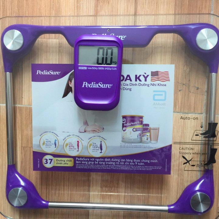 Cân sức khỏe điện tử Pediasure