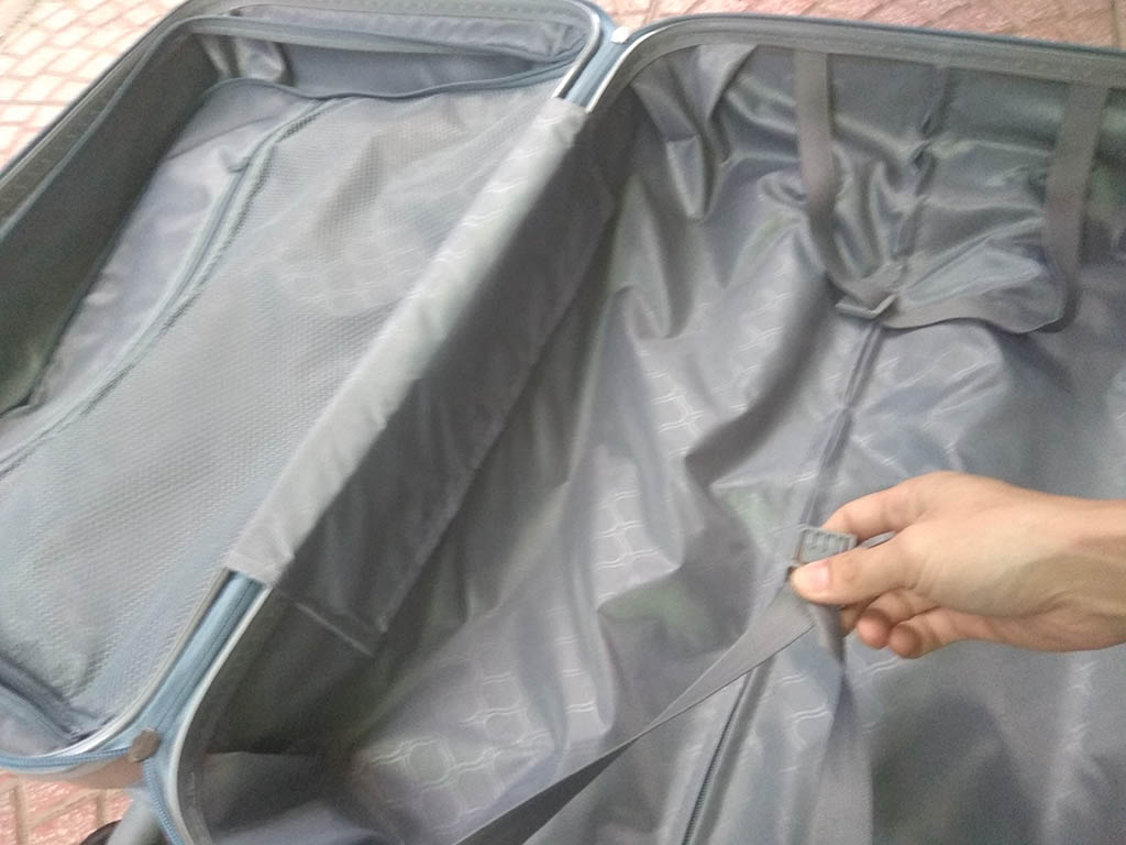 Vali kéo du lịch có khóa số 24 inch TCL