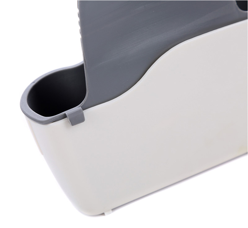 Giỏ đựng đồ Silicon treo vòi nước đa năng GD9665 xuất Nhật