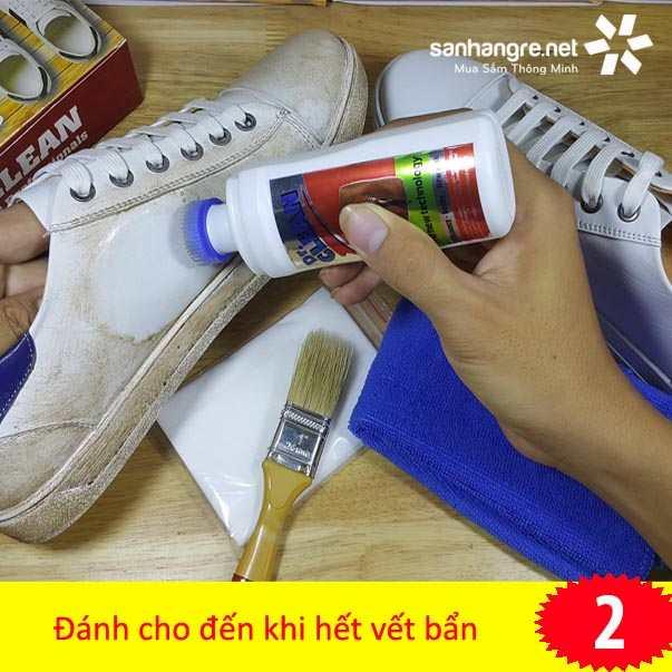 Dr.clean - chuyên gia làm sạch đồ da DR1883
