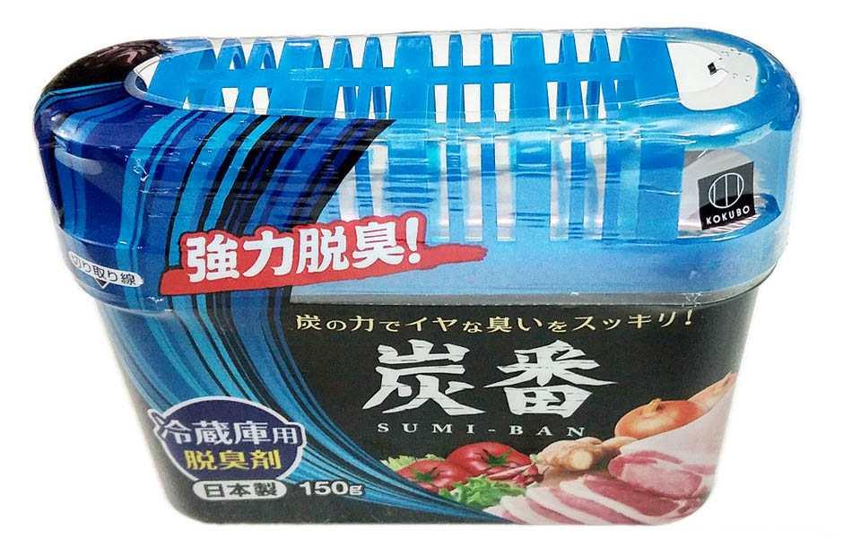 Hộp khử mùi tủ lạnh hương trà xanh Kokubo KK-2360 hàng Nhật