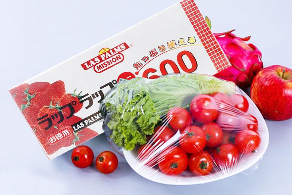 Màng bọc thực phẩm Laspalm 30cm x 600m dao nhựa