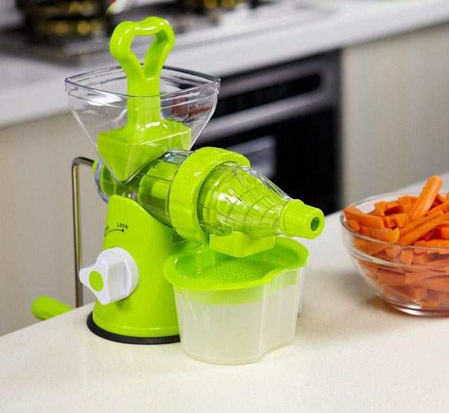 máy xay ép hoa quả bằng tay manual juice