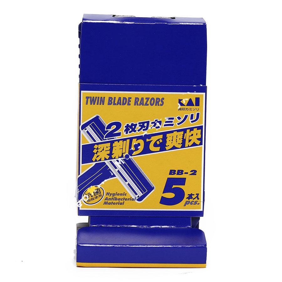 Bộ 5 dao cạo râu BB2-5H hàng Nhật