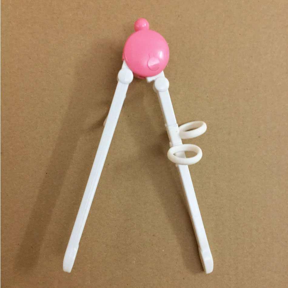 Đũa tập ăn cho bé hoạt hình TM12025 hàng xuất Nhật