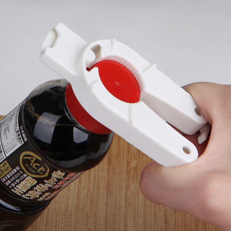 Dụng cụ mở nắp chai, bậy lon KM-6026 hàng Nhật