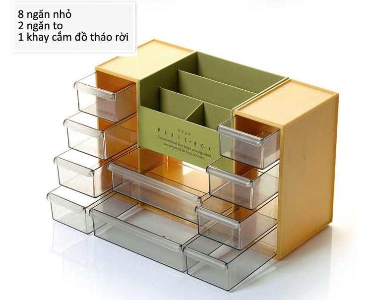 Hộp để đồ đa năng Niheshi 6051A hàng Nhật