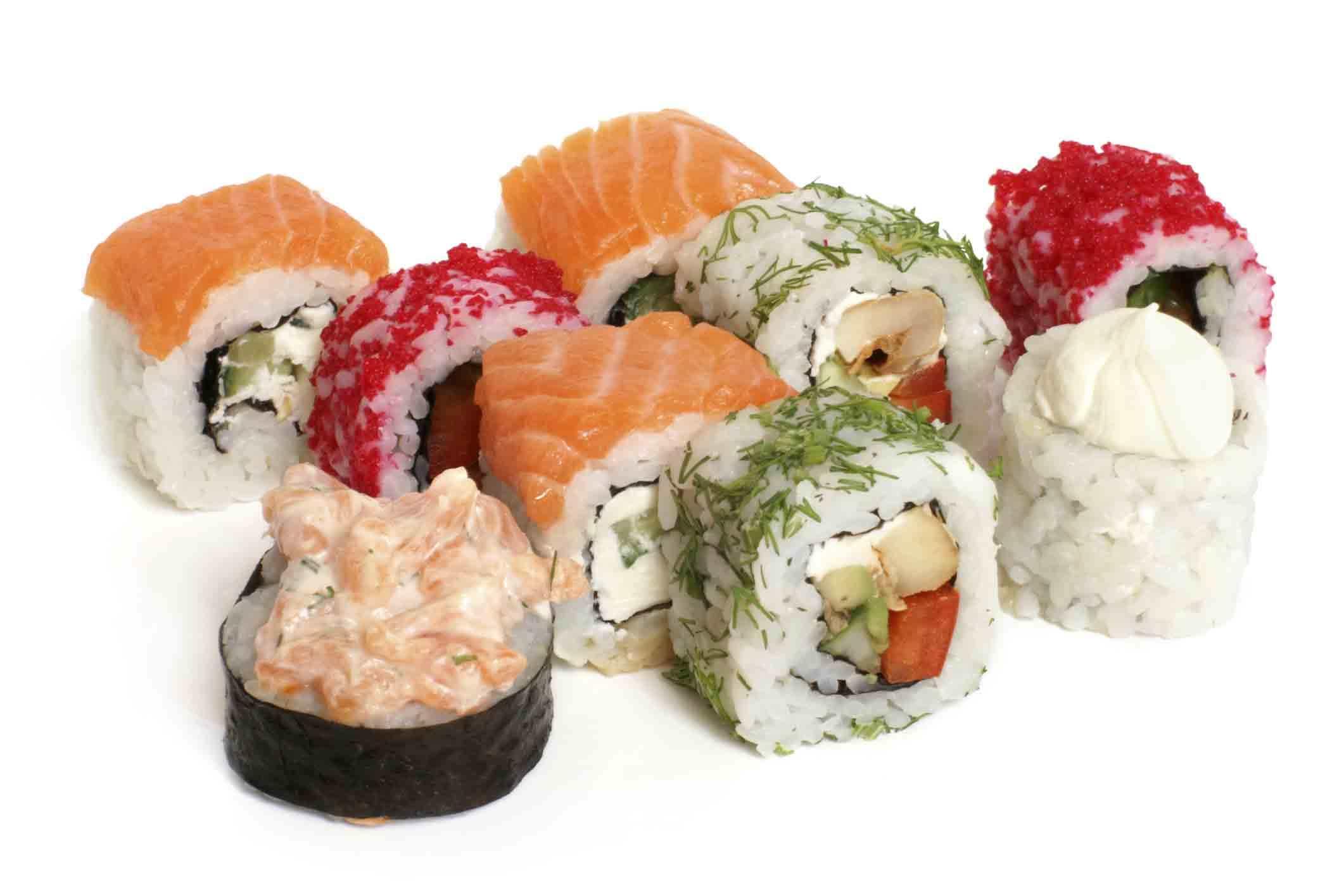 Mành cuộn sushi, cơm, bánh Niheshi 6107 hàng Nhật